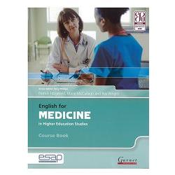 English for Medicine Studies: Course Book & 2 audio CDs