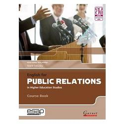 English for Public Relations: Course Book & 2 audio CDs公關英文