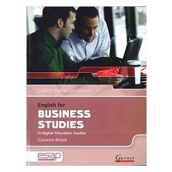 English for Business Studies: Course Book & 2 audio CDs