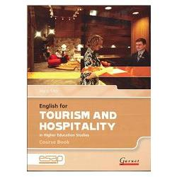 English for Tourism & Hospitality: Course Book & 2 audio CDs