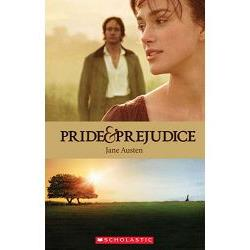 Pride and Prejudice with 2 CD (Scholastic ELT Readers Level 3) 傲慢與偏見