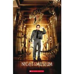 Night at Museum with CD (Scholastic ELT Readers Level 1) 博物館驚魂夜