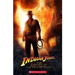 Indiana Jones and the Kingdom of the Crystal Skull印第安納瓊斯水晶骷髏王國  Readers Level 3