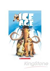 Scholastic Popcorn Readers Level 1: Ice Age 1 with CD