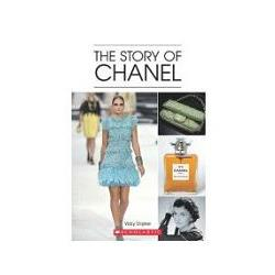 Scholastic ELT Readers Level 3: Story of Chanel with CD 香奈兒傳奇