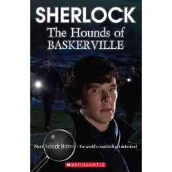 Sherlock: The Hounds of Baskerville with CD (Scholastic ELT Readers Level 3)新世紀福爾摩斯