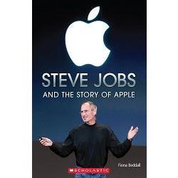 Steve Jobs with CD (Scholastic ELT Readers Level 3)賈伯斯傳