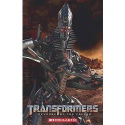 Transformers: Revenge of the Fallen (Scholastic ELT Readers Level 2) 變形金剛2:復仇之戰