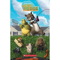 Scholastic Popcorn Readers Level 1: Over the Hedge with CD 森林保衛戰