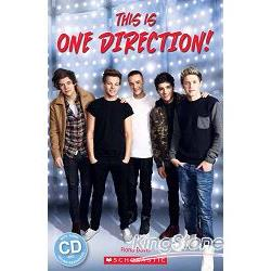 Scholastic ELT Readers Level 1: This is One Direction with CD壹世代樂團