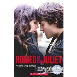 Romeo And Juliet with CD (Scholastic ELT Readers Level 2)