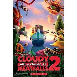 Scholastic Popcorn Readers Level 2: Cloudy with a Chance of Meatballs 2 with CD食破天驚2
