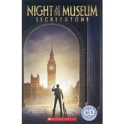 Scholastic ELT Readers Level 2: Night at the Museum: Secret of the Tomb with CD博物館驚魂夜3