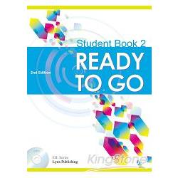 Ready to Go Student Book 2 2/e (with MP3)