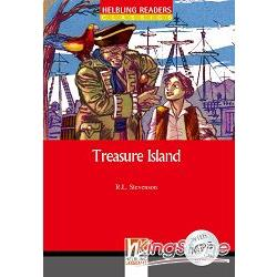 Treasure Island with MP3 (Helbling Readers Red Series Level 3)
