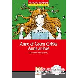 Ann of Green Gables with MP3 (Helbling Readers Red Series Level 2)