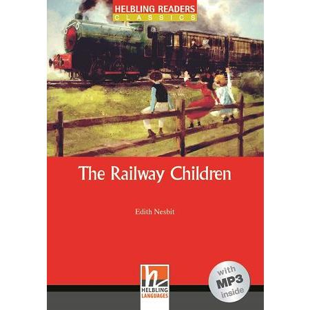 Helbling Readers Red Series Level 1: The Railway Children (with MP3)鐵路邊的孩子們