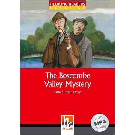 Helbling Readers Red Series Level 2: The Boscombe Valley Mystery (with MP3)福爾摩斯探案之溪谷疑雲