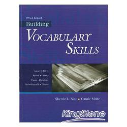 Building Vocabulary Skills- 3/e