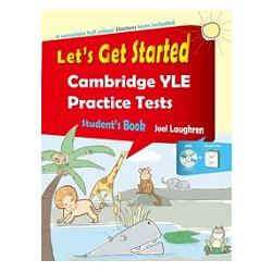 Let``s Get Started Student``s Book+Answer key (劍橋兒童英檢全真試題)
