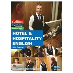 Hotel and Hospitality English (附MP3一片).