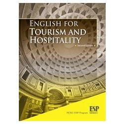 ESP: English for Tourism and Hospitality (餐旅英文)〈第二版〉