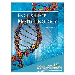 English for biotechnology /