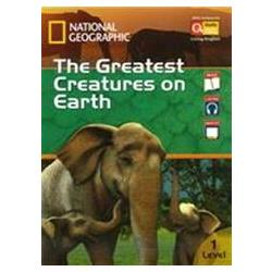The Greatest Creatures On Earth with DVD  巨獸大召集