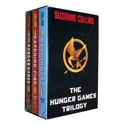 The Hunger Games Trilogy Boxed Set飢餓遊戲