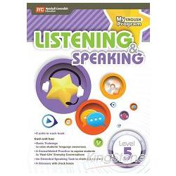 My English Program Listening & Speaking Level 5 with CD & Answerkey (American English Edition)