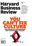 Harvard Business Review 4月2016年