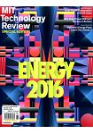 MIT Technology Review / ENERGY 2016 SPECIAL EDITION