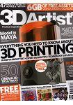 3D Artist第79期2015年