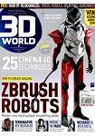 3D WORLD 9月2015
