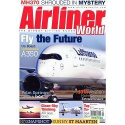 Airliner World 4月號 2017