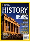 NATIONAL GEOGRAPHIC HISTORY 10月2015年