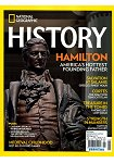 NATIONAL GEOGRAPHIC HISTORY 5月2016