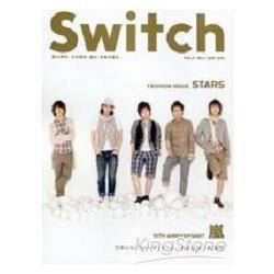 寫真書Switch 「嵐」特集  Vol.27 Nol.4