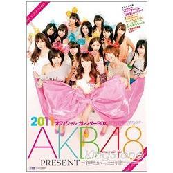 寫真集排行榜 AKB48壁掛年曆禮物盒2011年版附文件夾.3D珍藏卡.閃亮貼紙等