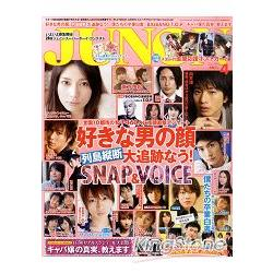 排行榜寫真書 JUNON 4月號2011附明信片