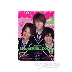 排行榜寫真 Myojo 5月號2011
