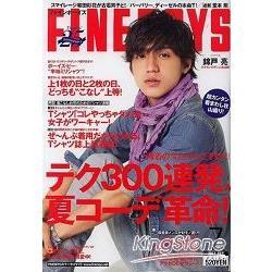 排行榜寫真 FINEBOYS 7月號2011