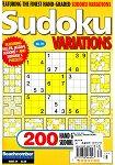 Sudoku VARIATIONS第39期2015年