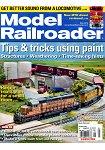 Model Railroader 5月2016年