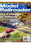 Model Railroader 12月2016年