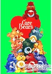 Care Bears愛心熊貼紙書套書^(全10冊^)