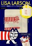 LISA LARSON MIKEY貓刺繡圖騰帆布托特包特刊附大型帆布托特包