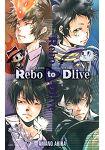 Rebo to Dlive-天野明角色明星寫真集