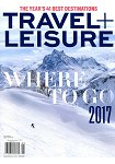 TRAVEL & LEISURE 1月號2017