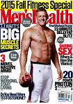 Men`s Health ( US ) 10月2015年